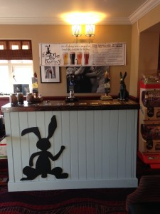 Bar Hire - Fuggle Bunny Brew House